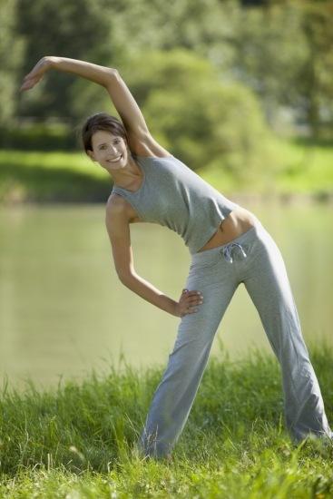 Foto Hacer ejercicio es una forma de evitar la osteoporosis