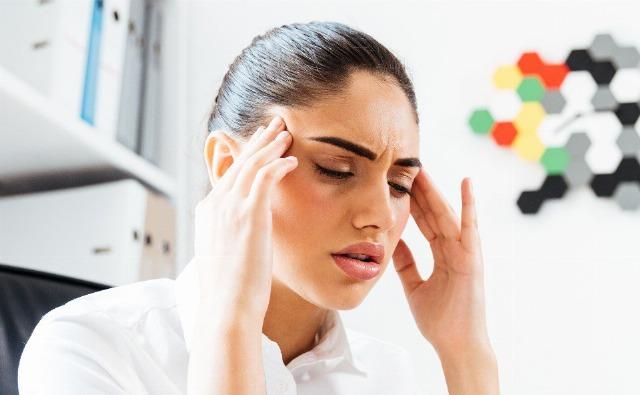 Foto Cómo reducir el dolor de cabeza rápidamente
