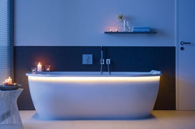 Foto La luz, elemento imprescindible para crear un baño de ensueño