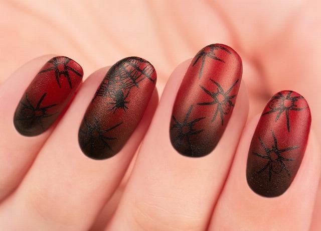 Foto Ideas en manicuras y esmaltes para triunfar en Halloween