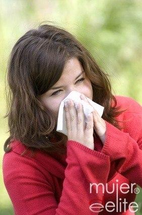 Foto Necesitarás un maquillaje resistente al agua para ocultar los efectos de resfriados y gripes