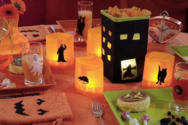 Foto Plantillas tenebrosas para Halloween