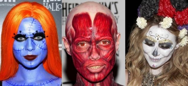Foto Maquillarte en Halloween es muy fácil