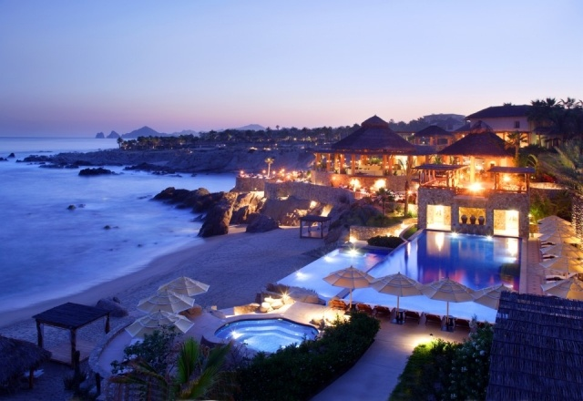Foto Espectaculares vistas del Esperanza Resort en Cabo San Lucas, México