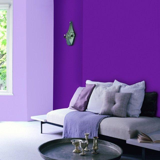 Foto Juega con el color en tus paredes