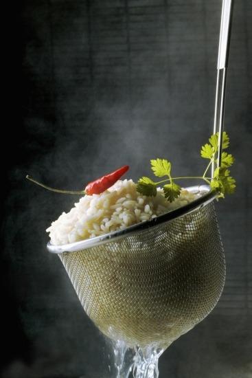 Foto Arroz basmati, un básico de la cocina hindú