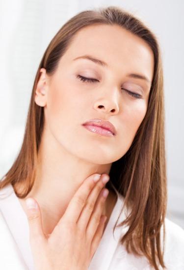 Foto Las enfermedades del tiroides