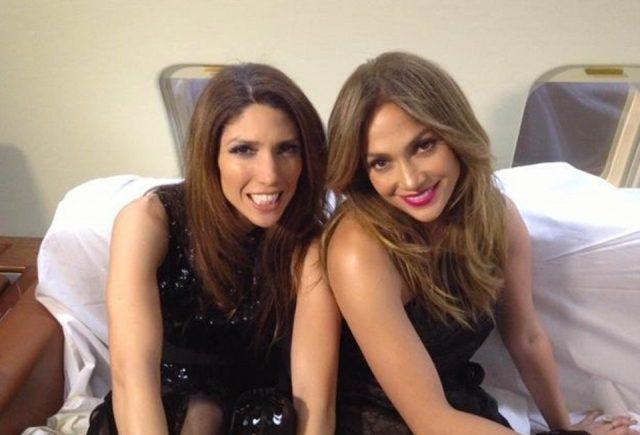 Foto Jennifer López y su hermana Lynda López