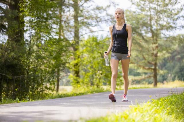 Foto Los beneficios de caminar