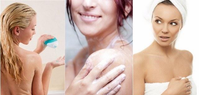 Foto Utiliza un gel suave en tu ducha tonificante y no olvides la hidratación de la piel