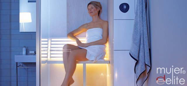 Foto Los beneficios de la sauna