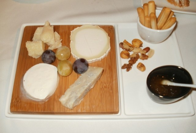 Foto Tabla de quesos