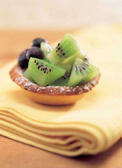 Foto Tartaletas de kiwi