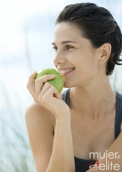 Foto Las manzanas son tu mejor aliado para una sonrisa perfecta