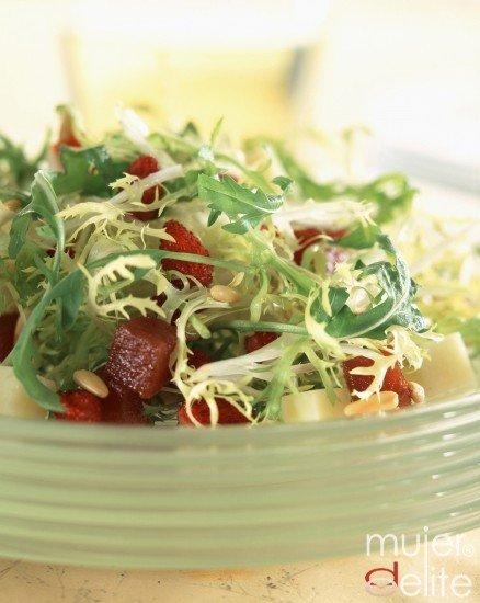 Foto Las verduras son el centro de cualquier dieta de adelgazamiento saludable