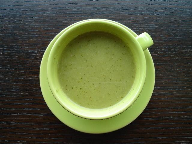 Foto Crema ligera de calabacín