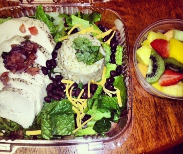 Foto La dieta de Snooki es rica en frutas y verduras