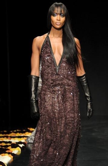 Foto Naomi Campbell nunca pensó que acabaría siendo modelo