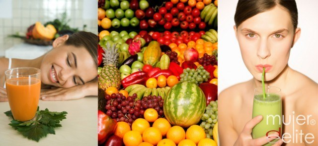 Foto Dieta Detox, pierde peso de forma sana