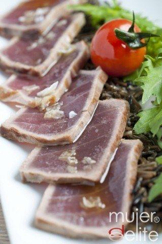 Foto El atún es un alimento básico en una dieta sana
