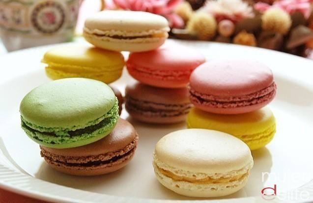 Foto Macarons: un postre delicioso y muy chic