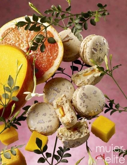 Foto Los macarons son originarios de Francia