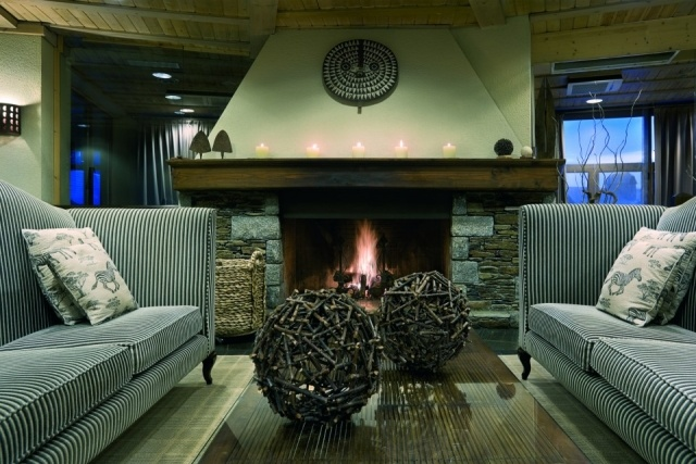 Foto Lounge de Rafaelhoteles by la Pleta en Baqueira Beret, Pirineo Catalán