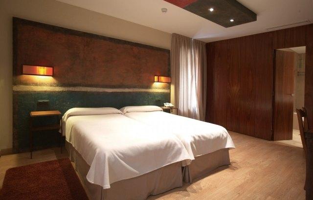 Foto Habitación del Hotel Santa Cristina Petit Spa, en Astún, Pirineo Aragonés
