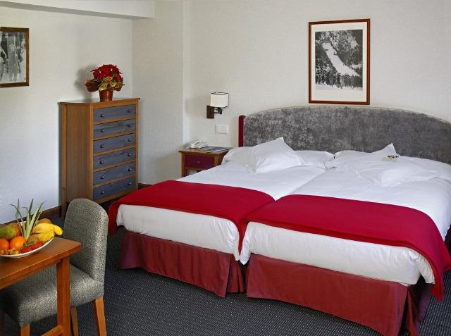 Foto Habitación del hotel Abba Formigal en Formigal, Huesca