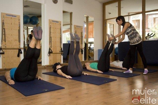 Foto El Pilates en la prevención y tratamiento de la osteoporosis