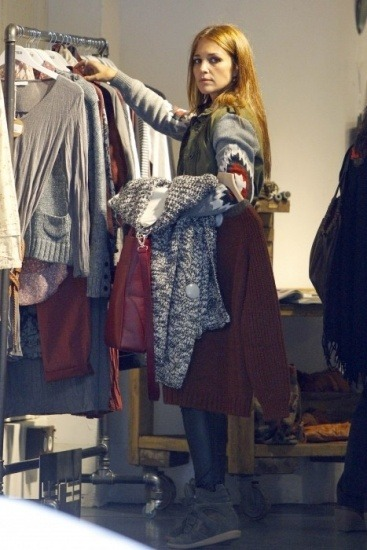 Foto Paula Echevarría es fan de la ropa low cost