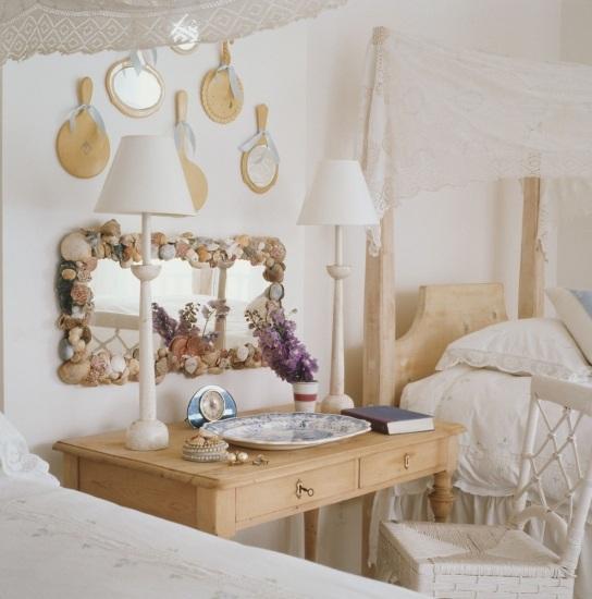 Evita recargar tu dormitorio con una decoracin excesiva for Casas de articulos de decoracion