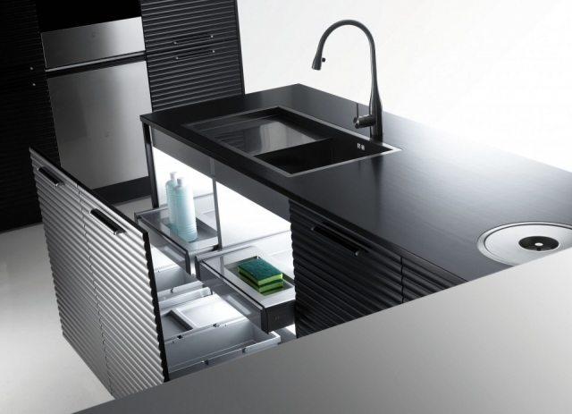 En la cocina aprovecha el mximo espacio con muebles for Muebles multifuncionales