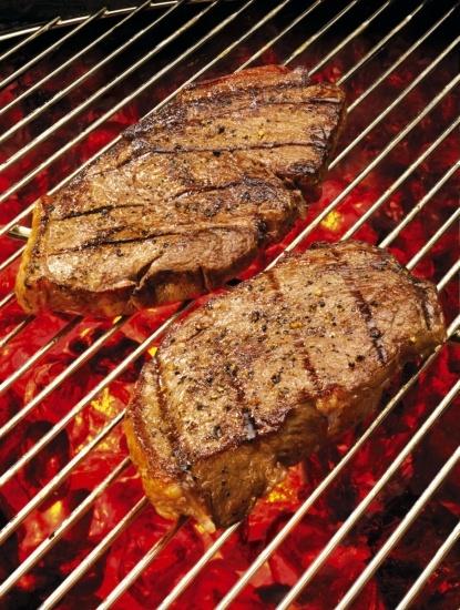 Foto La carne a la brasa, no frita, es la mejor manera de consumirla según la Dieta Hamptons