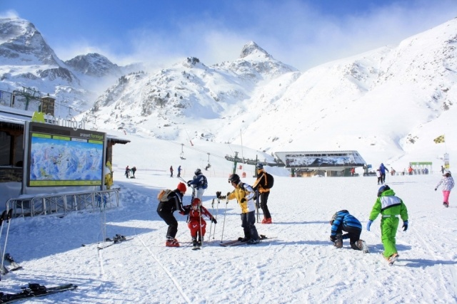 Foto Formigal es una de las estaciones de esquí más importantes de España