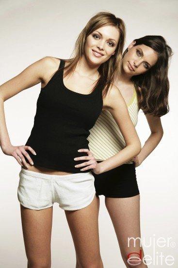 Foto Practica ejercicio con una amiga para ser más constante