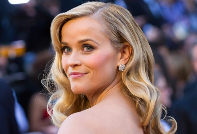 Foto Reese Witherspoon, ejemplo de maquillaje ideal para rubias
