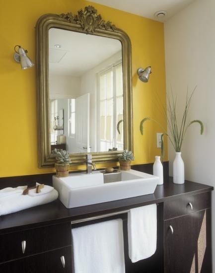 Foto En el baño es recomendable que dejes el suelo despejado