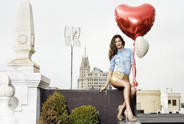 Foto Malena Costa presenta las tendencias en calzado de primaveraverano 2013