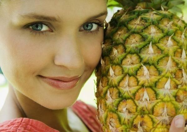 Foto Incluye la piña en tus recetas para eliminar toxinas y ayudarte a adelgazar