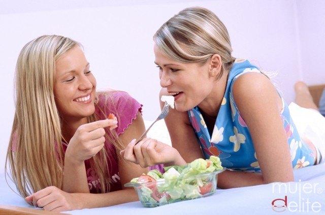 Foto Las ensaladas, perfectas para reducir tripa