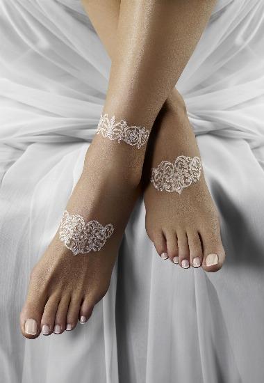 Foto Las uñas de gel son la mejor opción para las novias