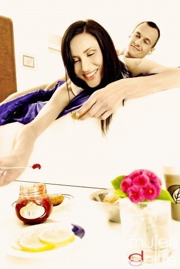 Foto Cómo preparar un desayuno romántico en casa