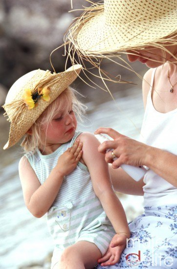 Foto Cómo evitar las quemaduras solares y prevenir el cáncer de piel