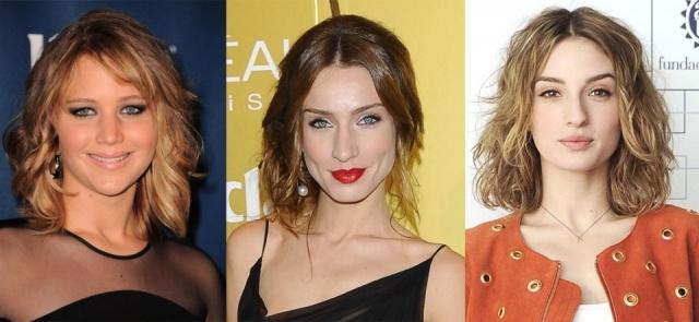 Foto Jennifer Lawrence, Raquel Jiménez y María Valverde son algunas de las celebrities que lucen peinados despeinados