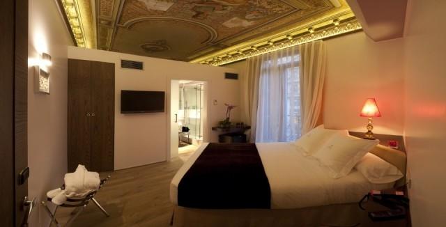 Foto Habitación del hotel Anba Deluxe en Barcelona