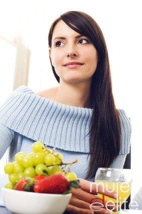 Foto Dieta para rejuvenecer el cuello