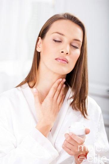 Foto Cuidados de belleza para rejuvenecer el cuello