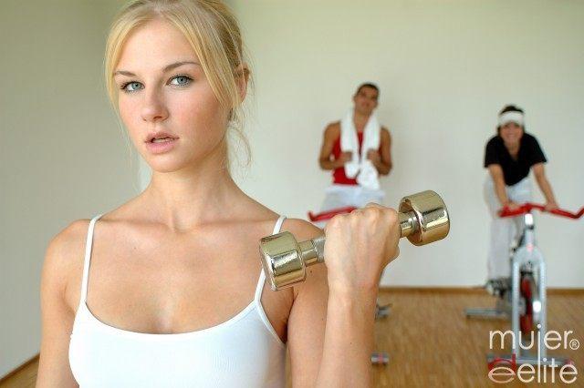 Foto Ejercicios eficaces para lograr unos brazos firmes y tonificados