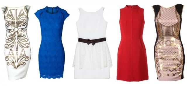 Foto Los vestidos cortos son ideales para ir de invitada a una boda